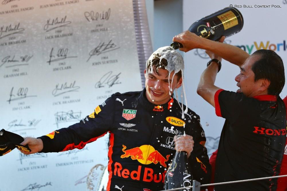 Revelaron las razones del intercambio entre Red Bull y Toro Rosso
