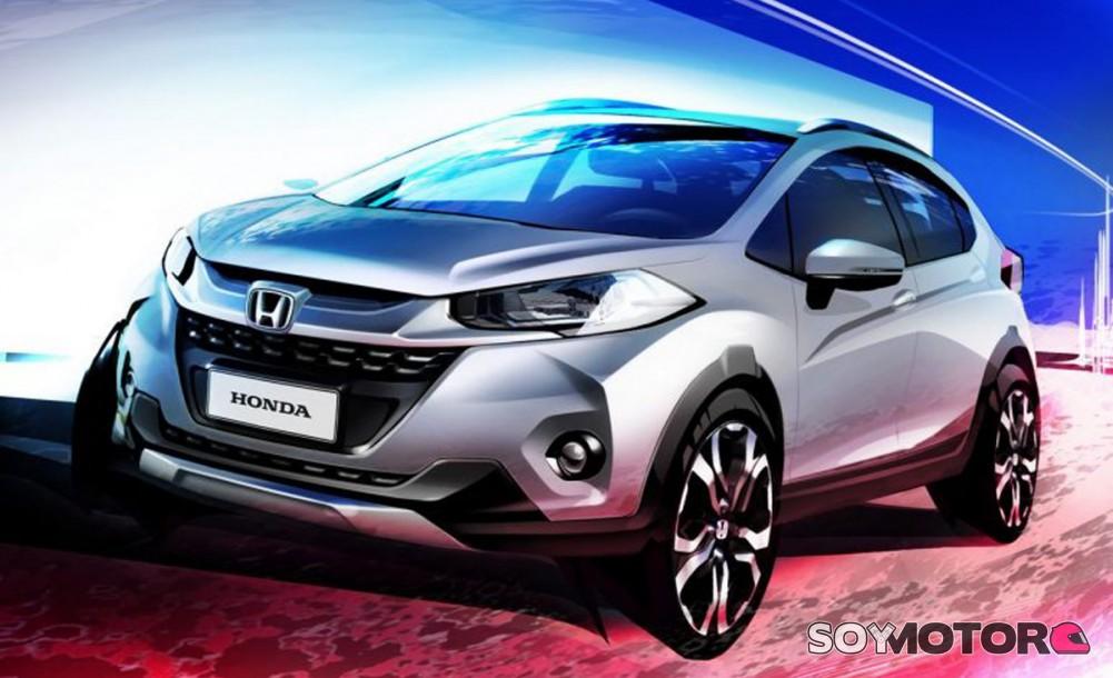Honda Wr V 2017 Un Mini Suv Emergente Soymotor Com
