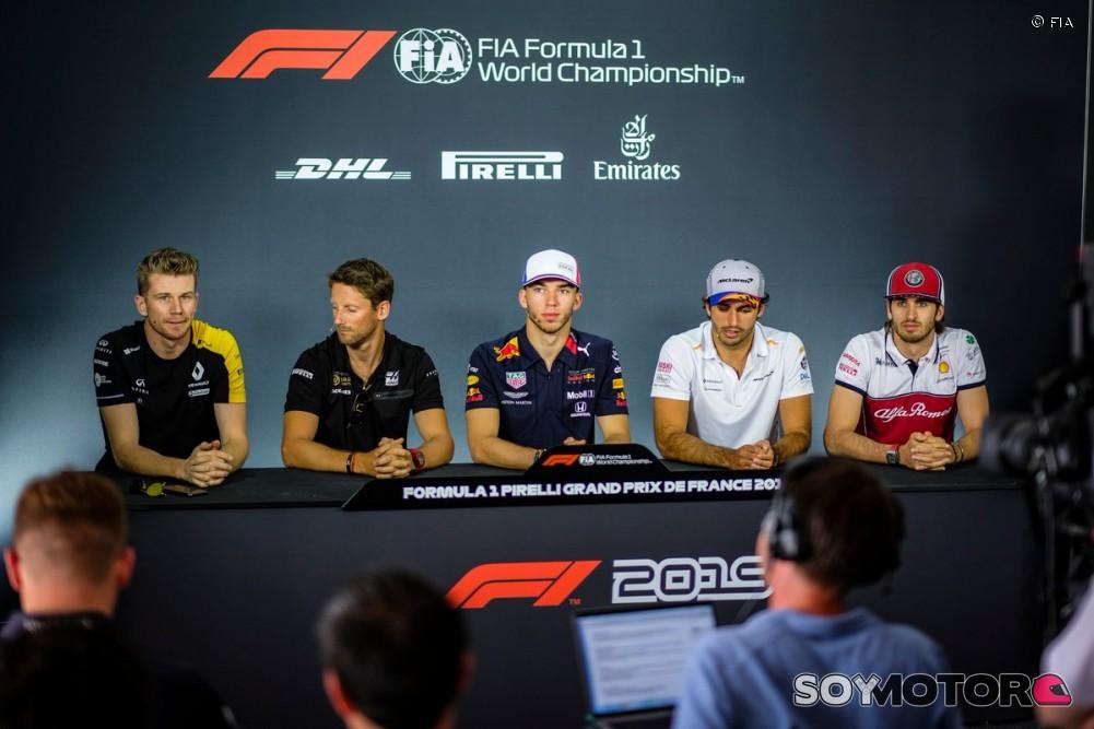 Somos Deporte: Lewis Hamilton se quedó con la pole position en Francia