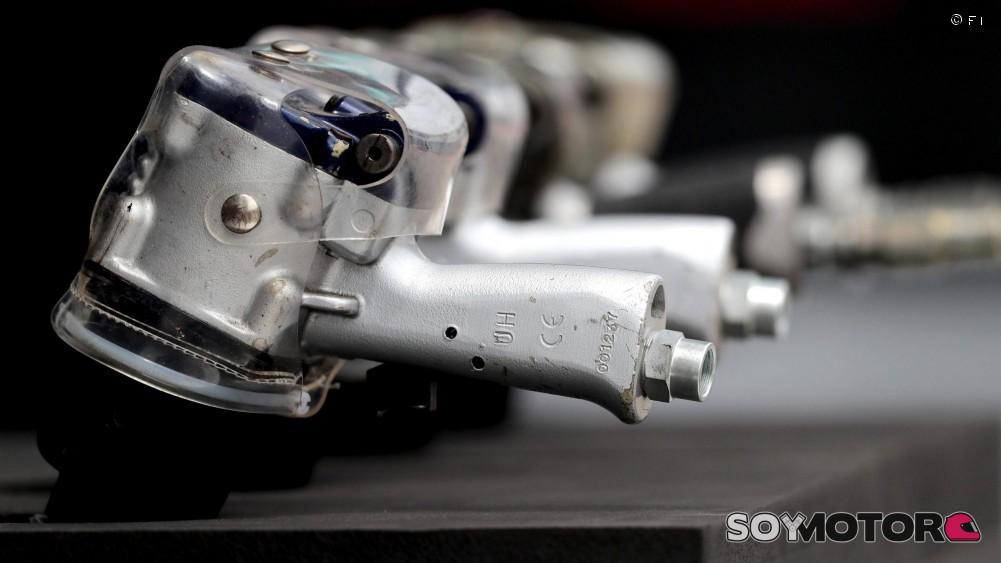 Equipos británicos de Fórmula 1 se unieron para fabricar respiradores