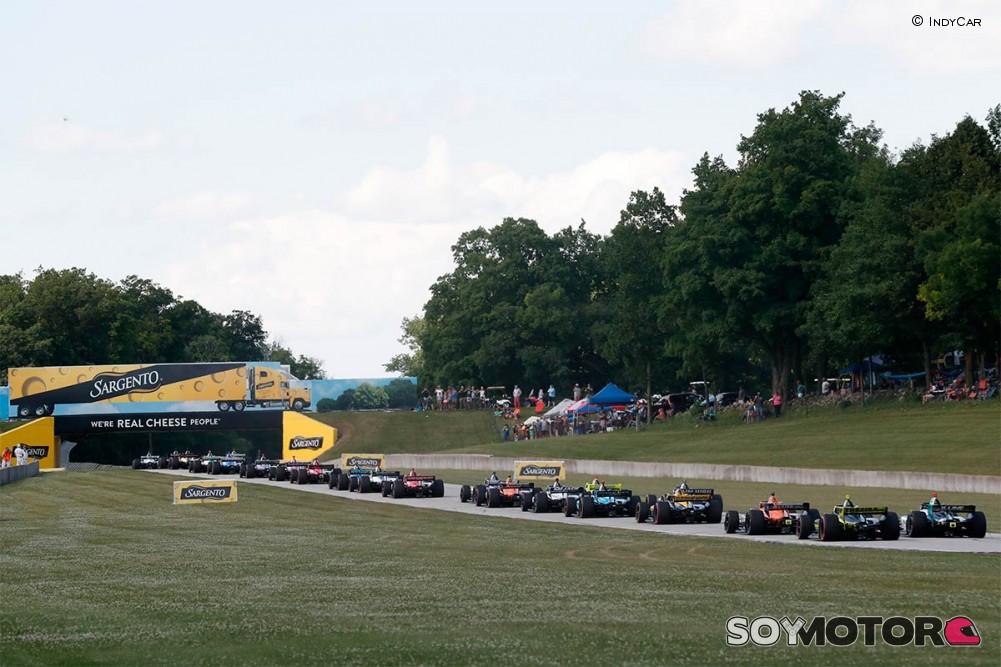 La IndyCar cierra su calendario para 2021: la Indy500, el 30 de