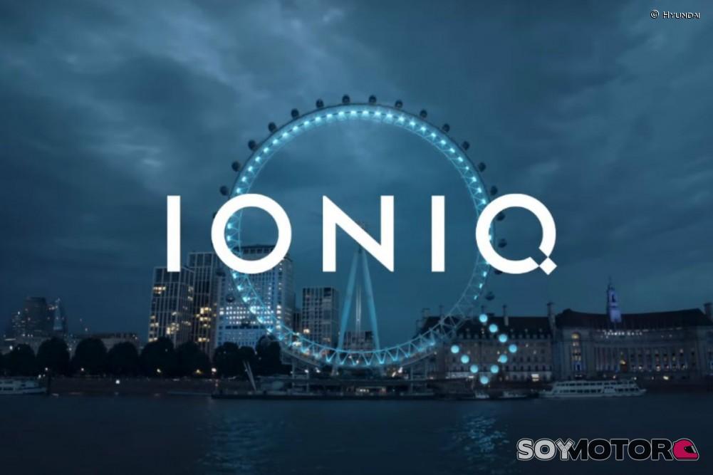Ioniq: nace la nueva marca de vehículos eléctricos de Hyundai
