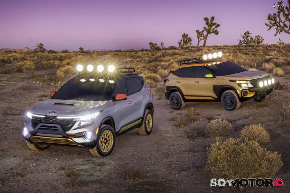 Kia lanza el nuevo Seltos con dos motores gasolina en Estados Unidos