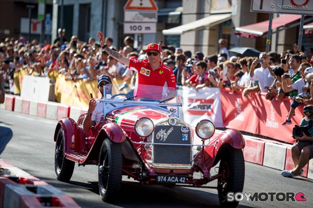 Kimi Räikkönen dejará Ferrari — Oficial