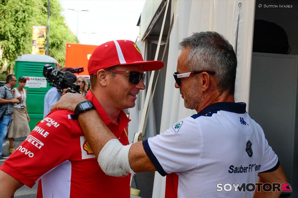 Raikkonen desata toda su furia contra Ferrari