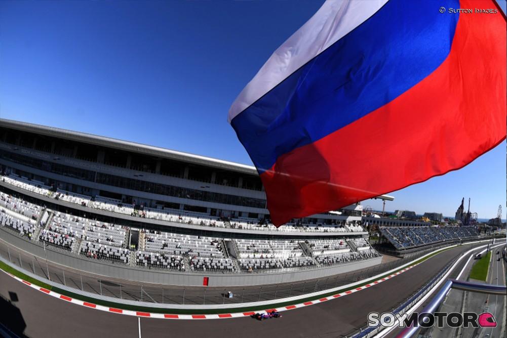 Rusia no podrá participar de los próximos Juegos Olímpicos — Bomba olímpica