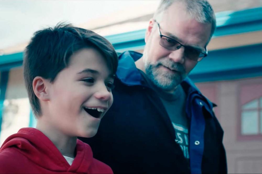 Navidad: Lamborghini sorprende a padre e hijo que imprimieron auto en 3D