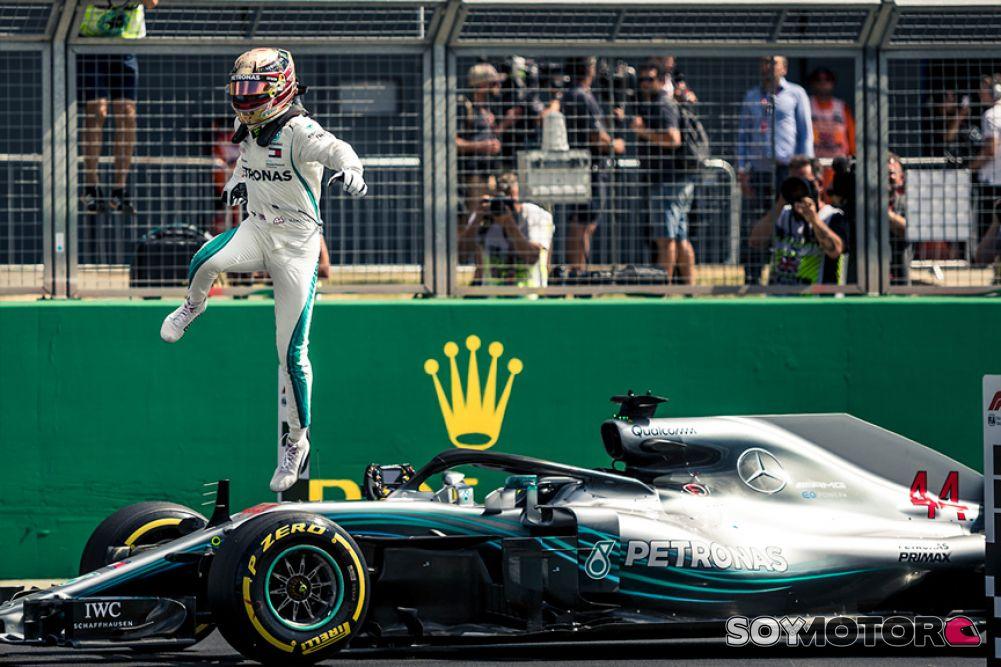 Fórmula 1: Sebastian Vettel brilló en la prueba de clasificación