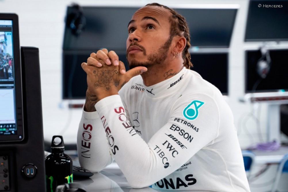 Campeón de la F1 a quienes sales de casa — Egoístas e irresponsables