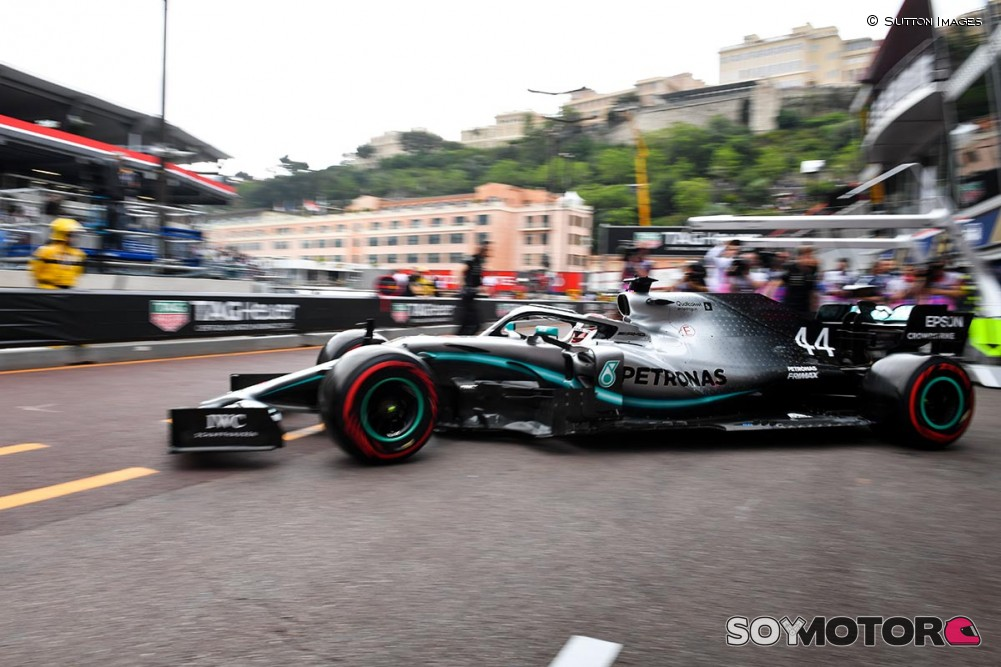 Hamilton se corona en el GP de Mónaco; Checo terminó decimotercero