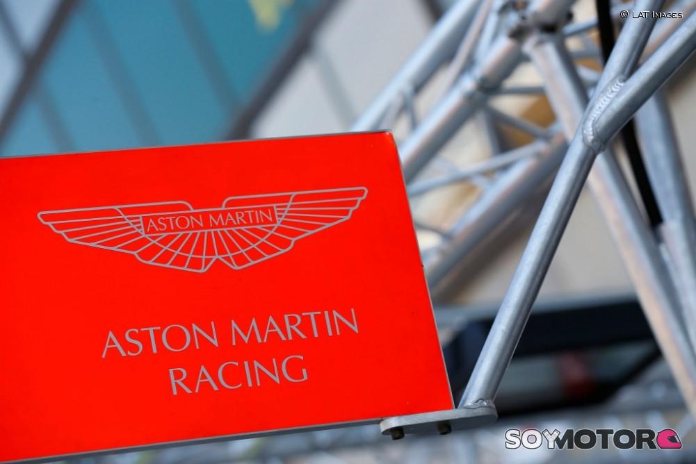 Aston Martin retornará como equipo Fórmula 1 en 2021