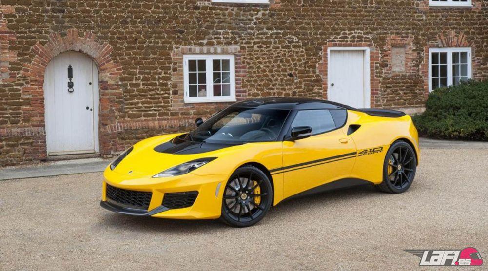 25fe01b47c2c El Lotus Evora 410 es un fiel reflejo de la filosofía que sigue Lotus con  sus vehículos