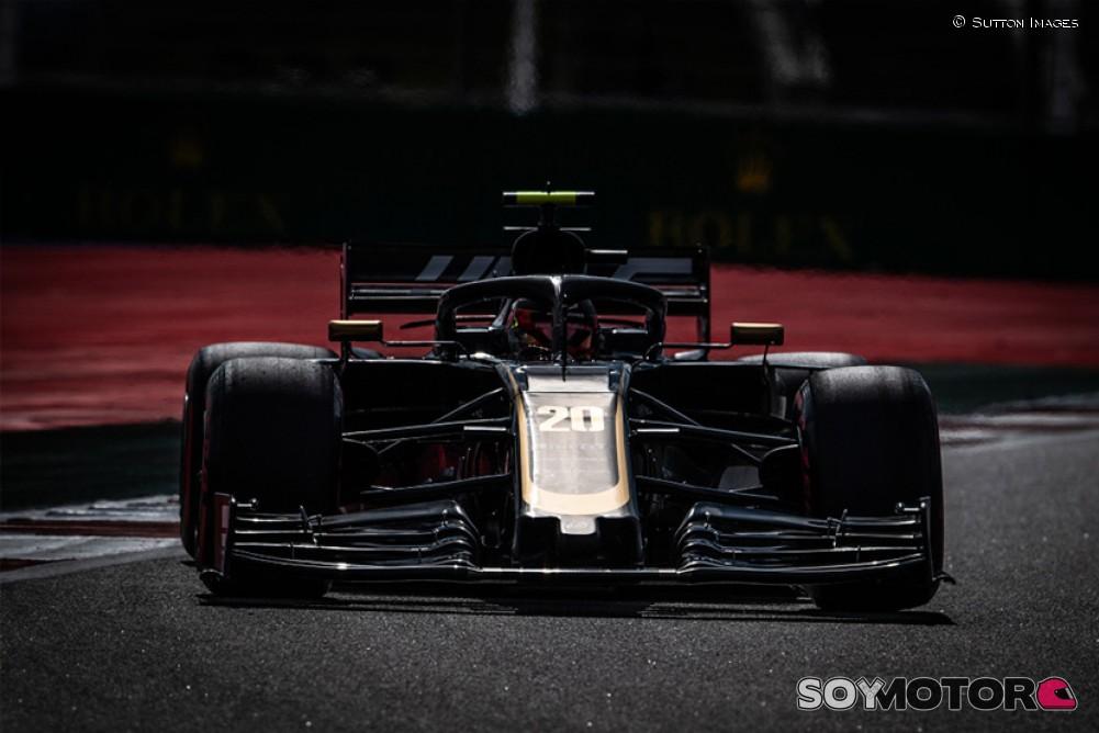 Haas en el GP de Japón F1 2019 Previo