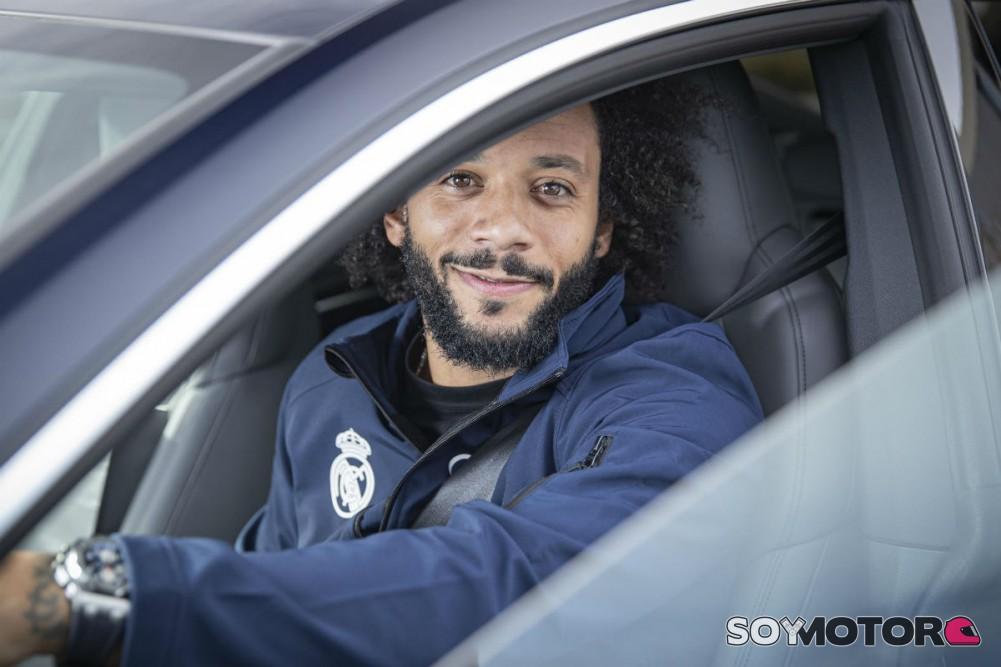 Marcelo, investigado por conducir sin puntos y superar el límite de velocidad