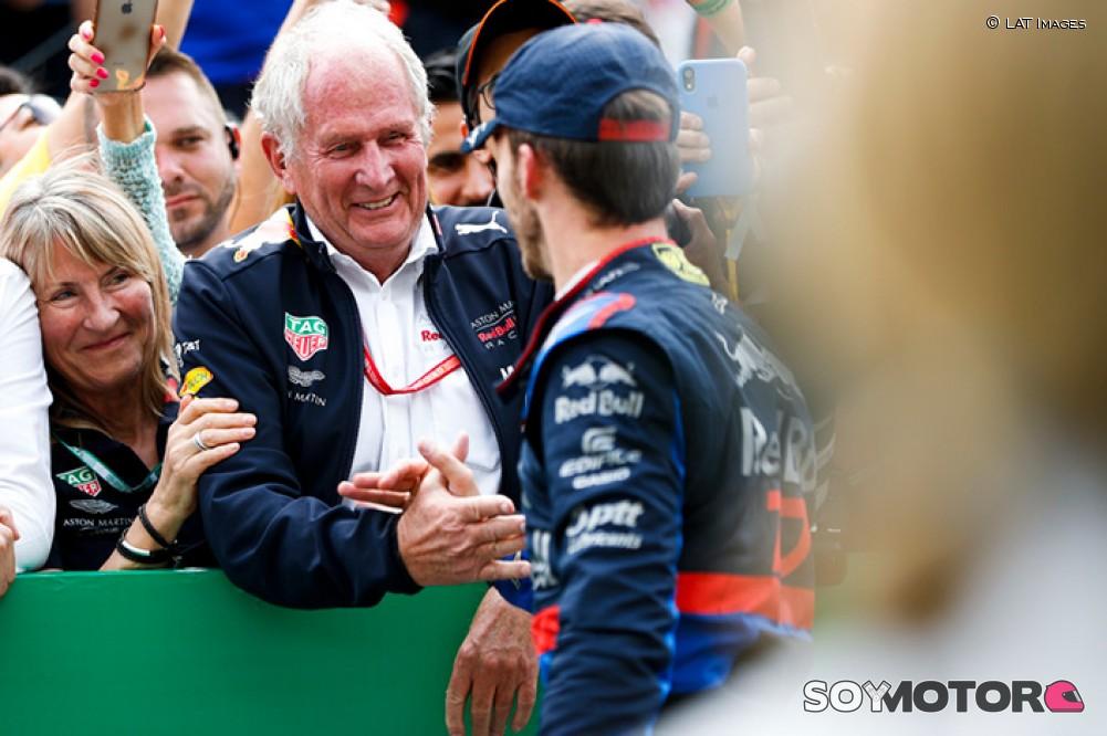 Asesor de Red Bull quería contagiar de coronavirus a sus pilotos
