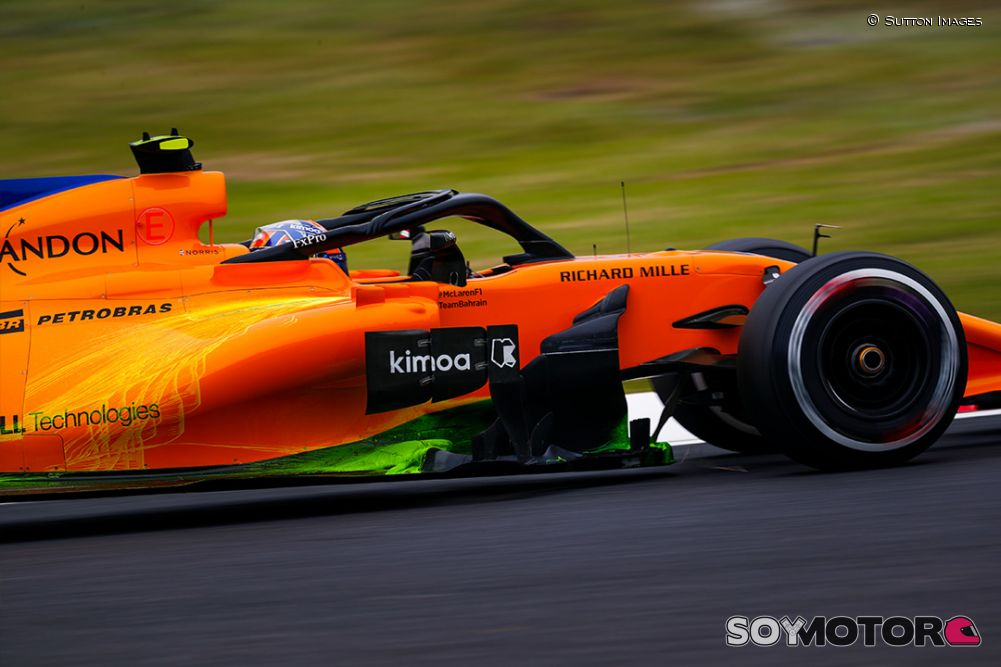 McLaren anuncia asociación con Coca Cola para la Fórmula 1