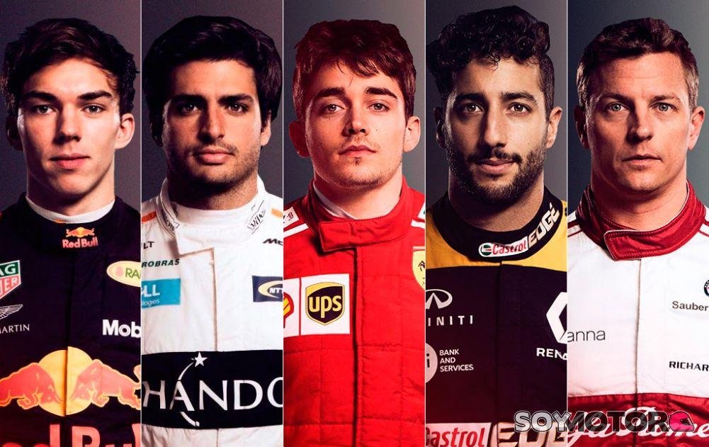 F1 2020 Calendario Rai.Fichajes Y Cambios De Equipo Asi Cobra Forma La Formula 1