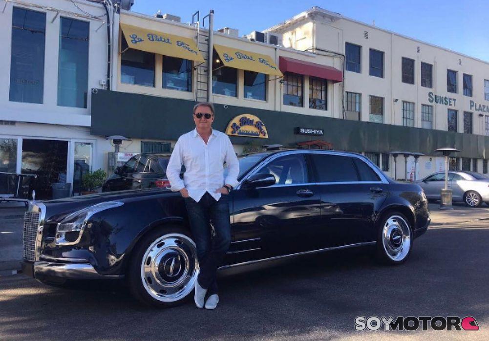 Henrik Fisker Es El Creador Del Mercedes S600 Royale