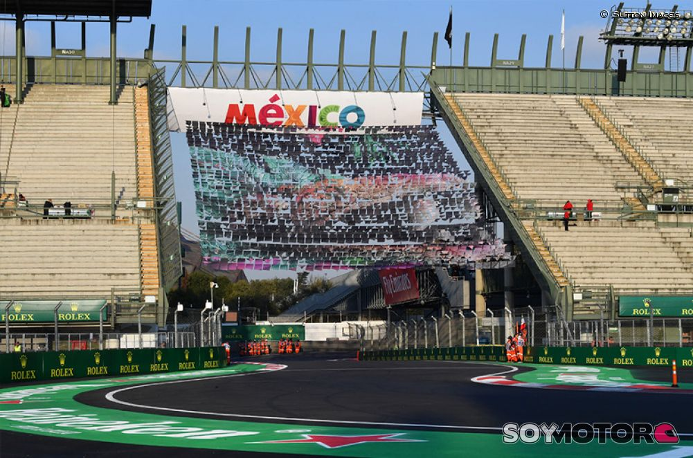 Hamilton buscará ganar el México su quinto título