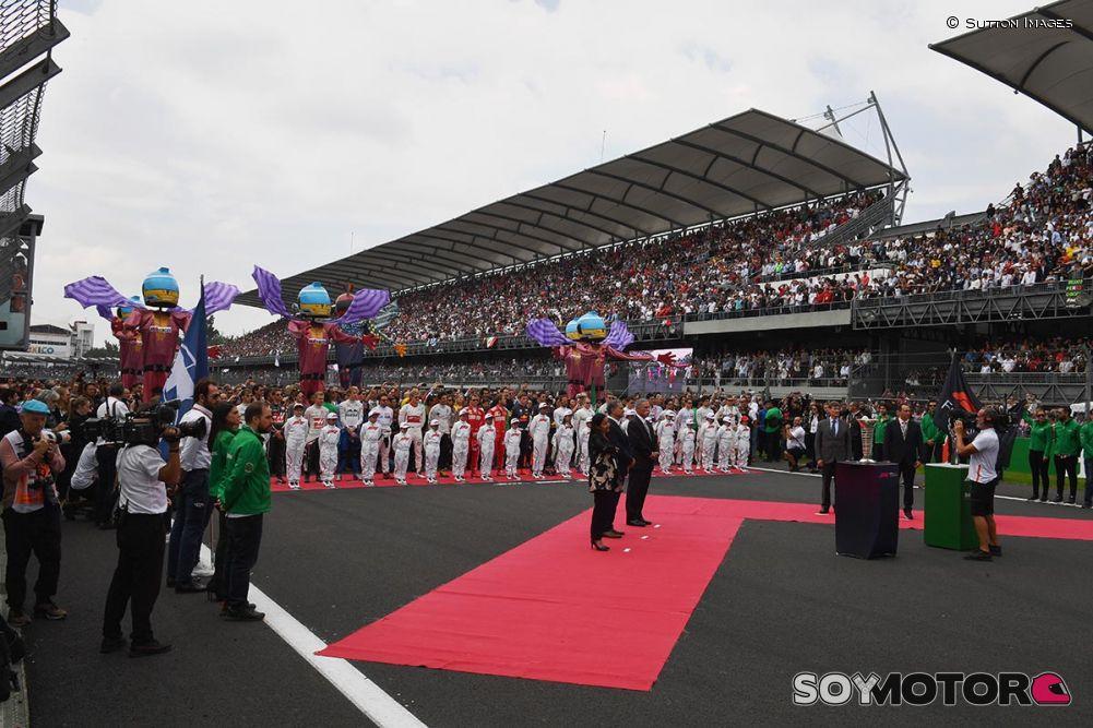 México, el mejor de F1