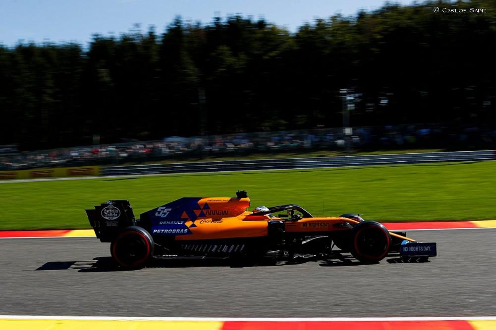 [VIDEO] Leclerc arrancará de primero en el Gran Premio de Bélgica