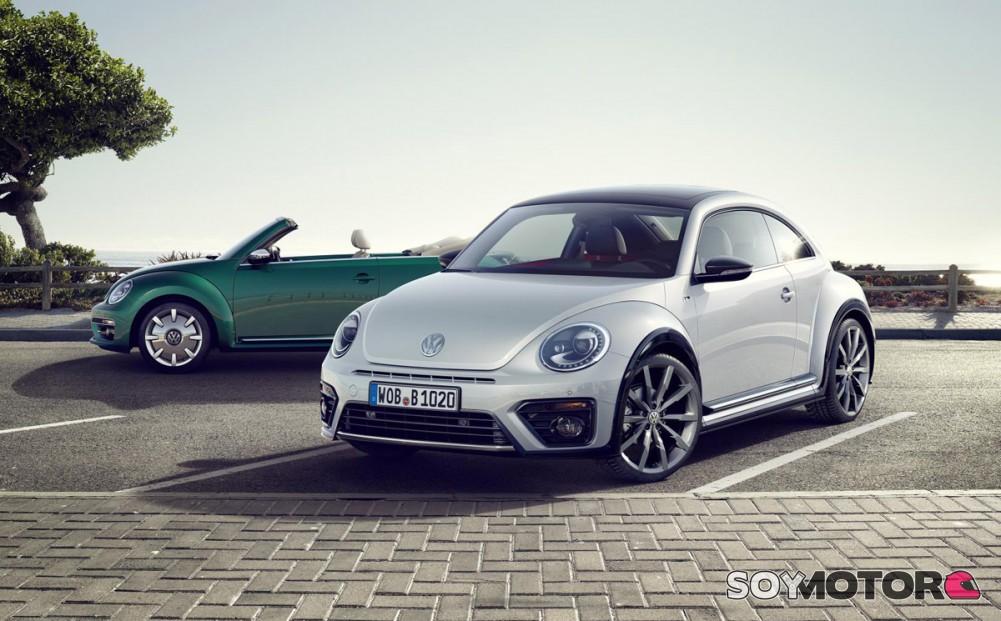 Pequeña Actualización Para Los Volkswagen Beetle Y Cabrio