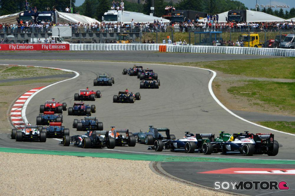 Calendario F1.Nurburgring Quiere Volver Al Calendario F1 En 2019