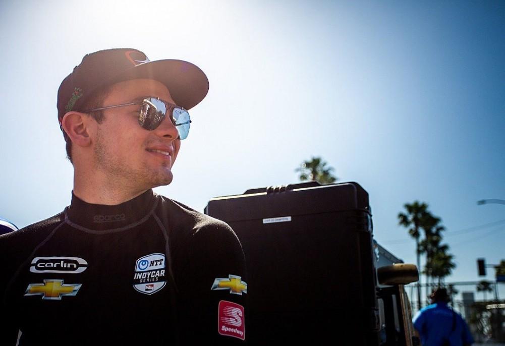 O'Ward ficha por la academia de jóvenes pilotos de Red Bull