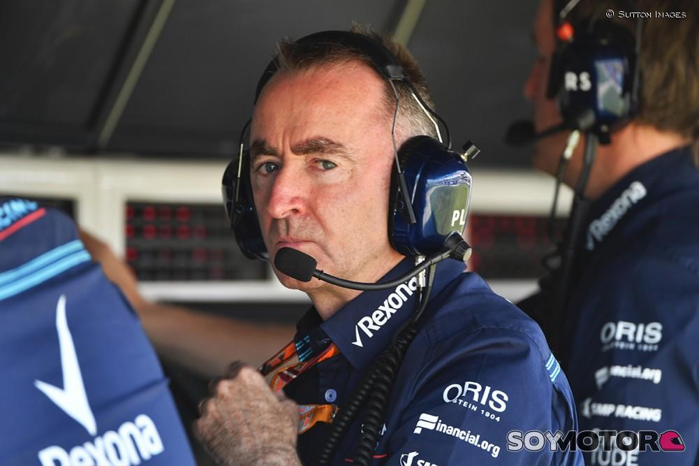 Williams se queda sin su director técnico