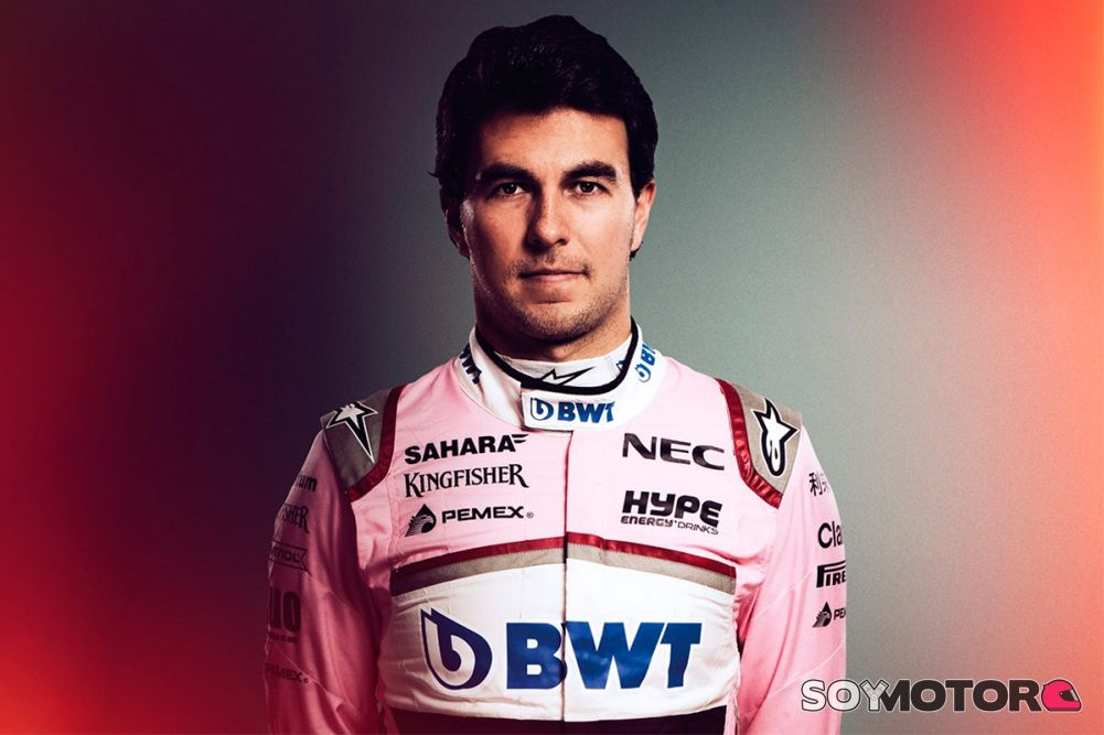 Oficial: Sergio Pérez se queda en Force India
