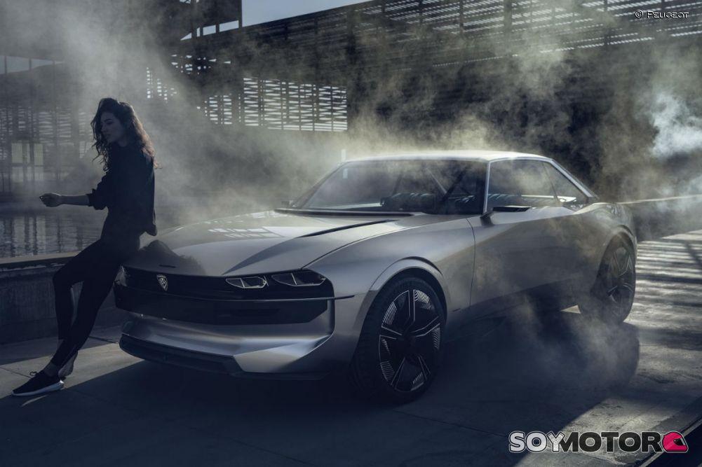 El Peugeot E Legend Concept Puede Hacerse Real Por Peticion Popular