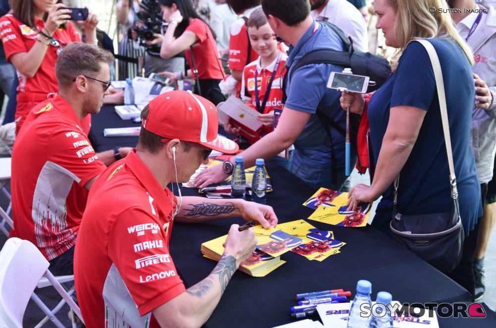 Dejar Ferrari no fue mi decisión, revela Raikkonen