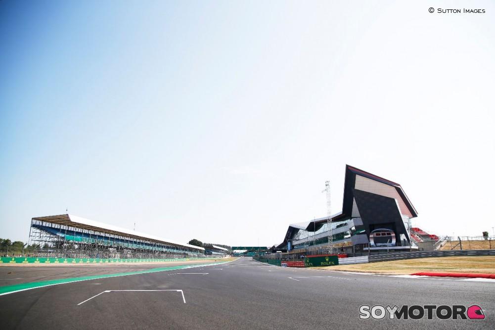 Circuito Silverstone : Silverstone mantendrá el gp de gran bretaña más allá de
