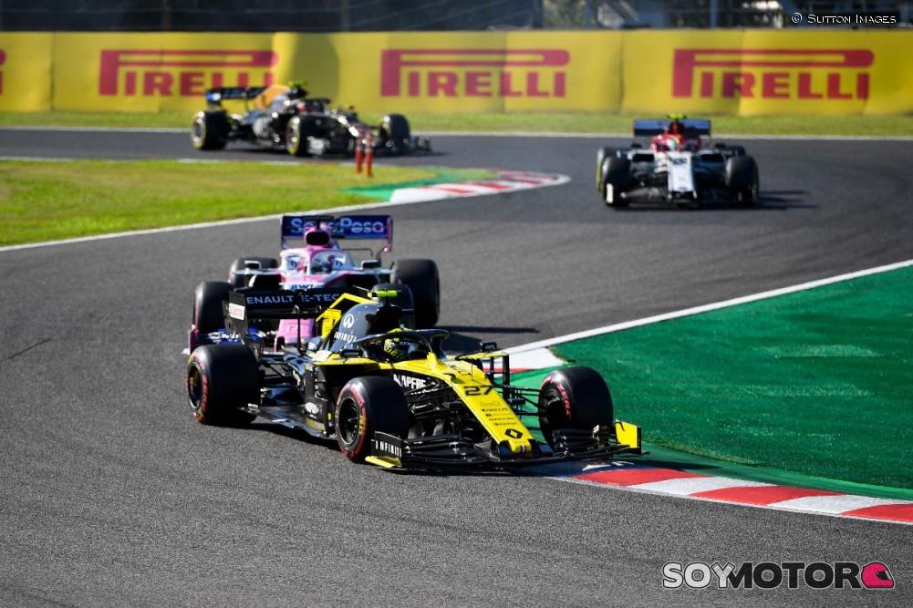 Nico Hülkenberg en el GP de Japón F1 2019- SoyMotor