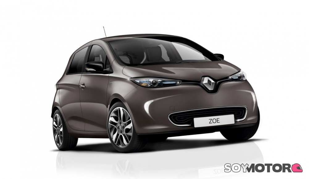 renault zoe 2018 estrena nuevo motor r110. Black Bedroom Furniture Sets. Home Design Ideas