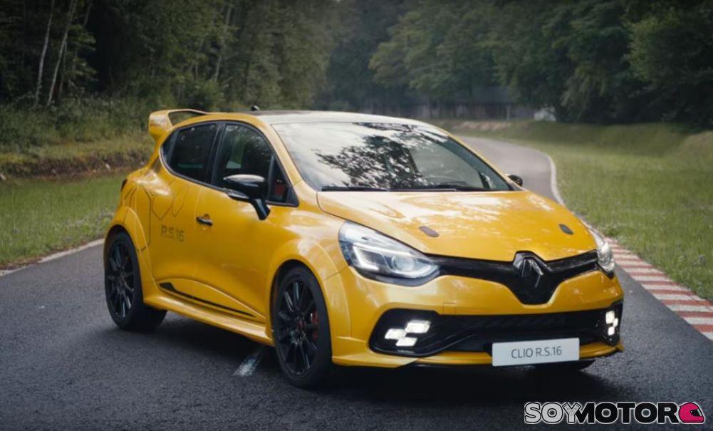 Renault Clio Rs16 Te Lo Imaginas Soymotor