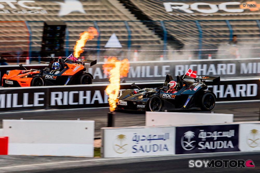 La Race of Champions 2019 se celebrará en el Foro Sol de