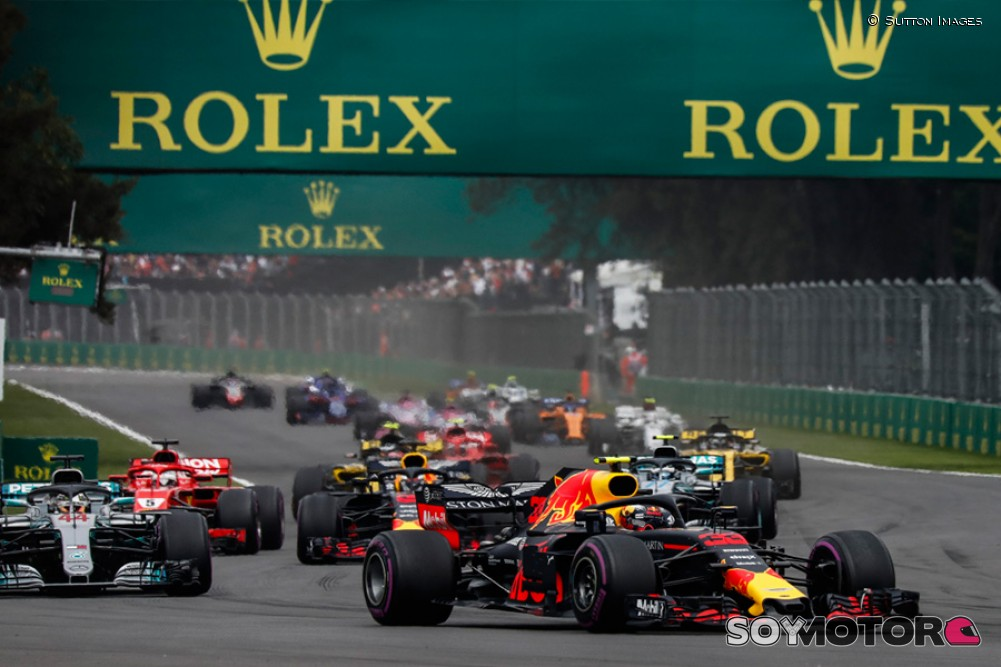 Pilotos F1 se habrían enfermado por comer tacos
