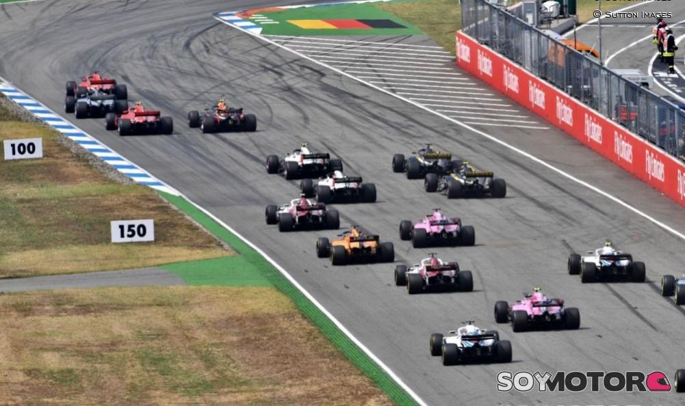 Calendario Formula 1 2020 Horarios.Formula 1 2019 Presentaciones Test Pretemporada Y Calendario