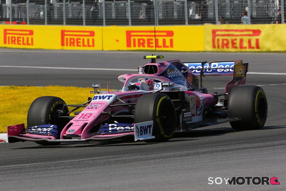 'Checo' Pérez logra el séptimo en segunda sesión del GP de Canadá