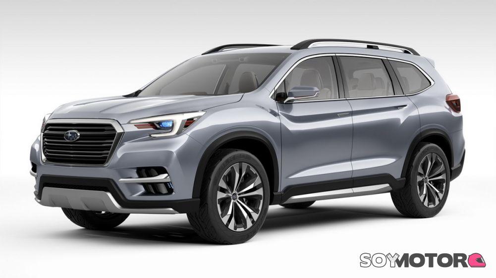 Subaru ascent price