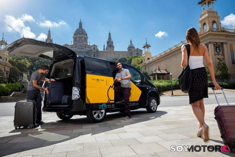 Los taxistas de Barcelona terminan la huelga [Internacional]