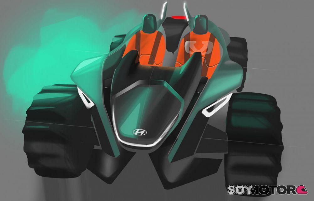 Hyundai Kite Concept: el buggy eléctrico diseñado por estudiantes ...