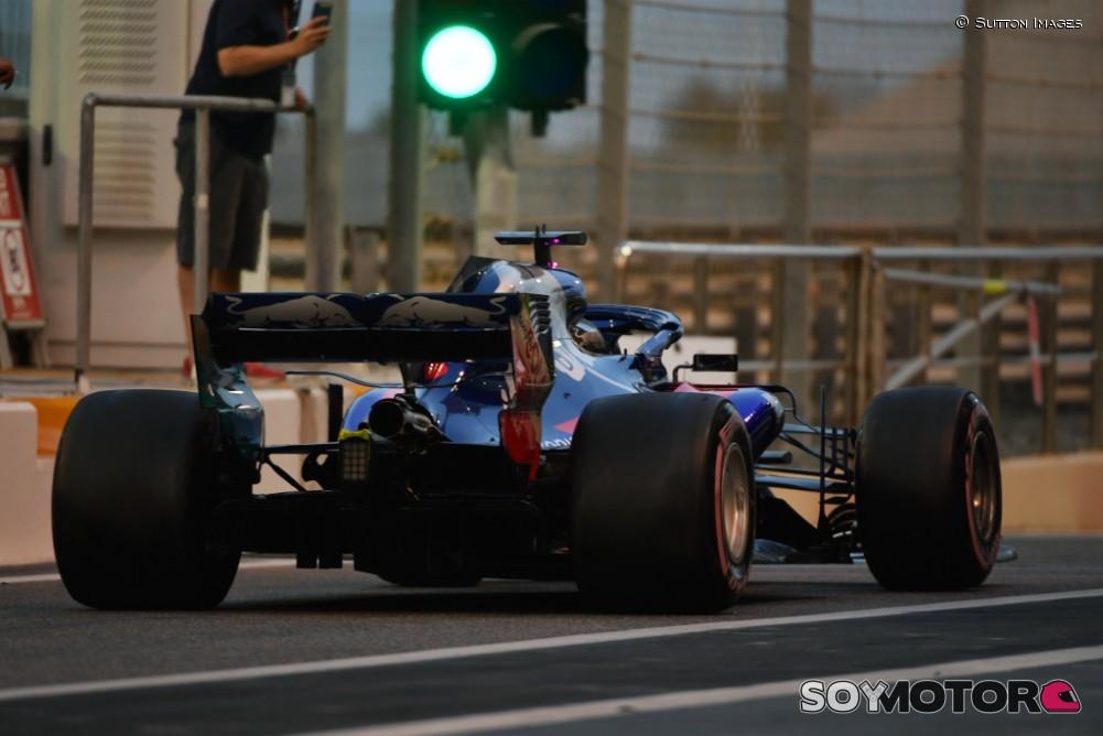 Toro Rosso mostró su nuevo monoplaza el STR14