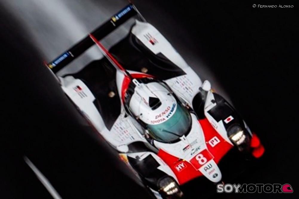 Pole de Jarvis con el Mazda y Alonso saldrá sexto