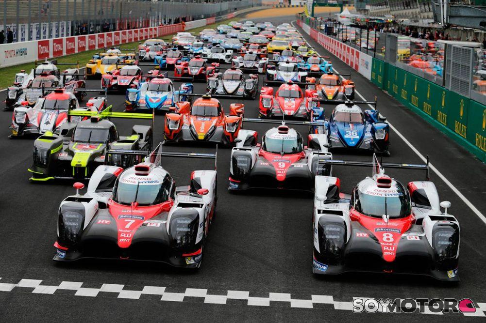 24 horas de Le Mans 2017: la gran apuesta de Toyota ...