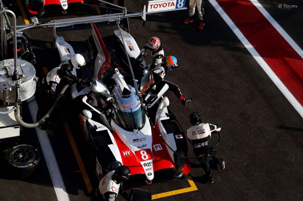 Horario y dónde ver las Seis Horas de Spa con Fernando Alonso