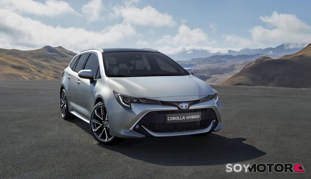 Toyota recupera la denominación Corolla para su compacto