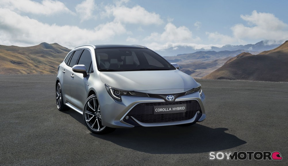 ee2da9db9b El nuevo Toyota Corolla hybrid Touring Sports ha sido creado y desarrollado  en Europa