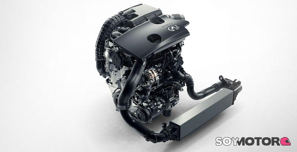 dafcc260179 Infiniti presenta su primer motor con tecnología VC-T de compresión variable
